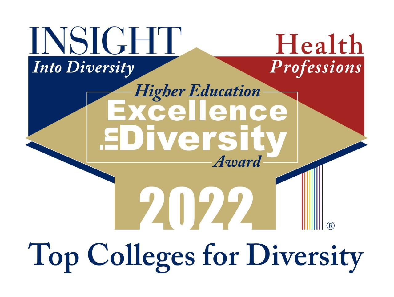 Insight Into Diversity Diversity Champion logo